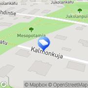 Kartta Arkkitehtuuritoimisto Tanila Aija Tampere, Suomi