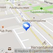 Kartta Seema Tampere, Suomi
