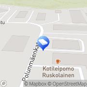 Kartta Kuljetus Kovanen Tampere, Suomi