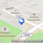 Kartta Vek-automaatio Oy Kalajoki, Suomi