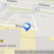 Kartta Kangasalan kaupunki Pikkolan päiväkoti Kangasala, Suomi