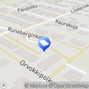 Kartta Creasys Oy Lohja, Suomi