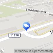Kartta Karismat Oy Lohja, Suomi
