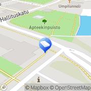 Kartta Sonera Kauppa Tornio Tornio, Suomi