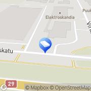 Kartta Sähkökangas Oy Tornio, Suomi