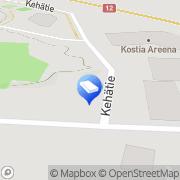 Kartta Vek-Speed Ky Pälkäne, Suomi