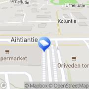 Kartta Matkahuolto Oy Ab Orivesi, Suomi