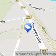 Kartta Kuljetus M Lamminen Ky Orivesi, Suomi