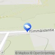 Kartta Rakennustoimi Tela Vihtijärvi, Suomi
