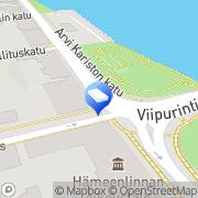 Kartta Tilitoimisto Talvirinne Varpu Hätilä, Suomi