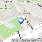 Kartta Mediatavast Hätilä, Suomi
