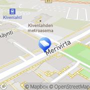 Kartta Isännöintiverkko Oy ISA Espoo, Suomi