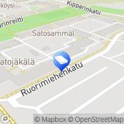 Kartta Espoon kaupunki Kipparin päiväkoti Espoo, Suomi