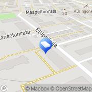 Kartta Espoon kaupunki Ellipsin päiväkoti Espoo, Suomi