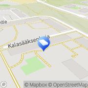 Kartta Espoon kaupunki Karamäen päiväkoti Espoo, Suomi
