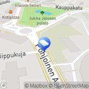 Kartta ISS Palvelut Oy Riihimäki, Suomi