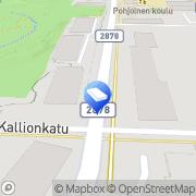 Kartta Dotart Riihimäki, Suomi