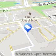 Kartta Hospital Physics Oy Espoo, Suomi