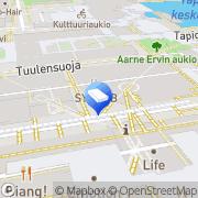Kartta Ekontext Ab Törnroos Kate Oy Espoo, Suomi