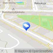 Kartta Smart Intentions Espoo, Suomi