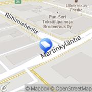 Kartta Bitlas Oy Vantaa, Suomi