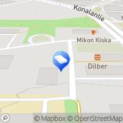 Kartta Sähköasennus Kohtamäki Helsinki, Suomi