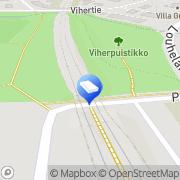 Kartta Vantaan kaupunki Patotien päiväkoti Vantaa, Suomi