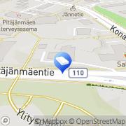 Kartta GNT Interactive Oy Helsinki, Suomi