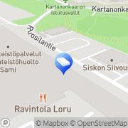 Kartta Laskentavisio Oy Hukkinen Helsinki, Suomi