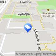 Kartta PC-Help Security Vantaa, Suomi