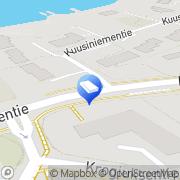 Kartta Merit-Kiinteistöt Oy Lkv Helsinki, Suomi