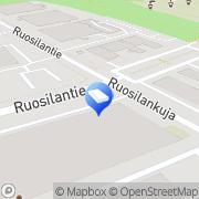 Kartta Insinööritoimisto Ventconsult Oy Helsinki, Suomi
