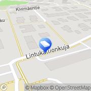 Kartta Vantaan kaupunki Kivimäen päiväkoti Vantaa, Suomi