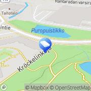 Kartta dnet Finland Helsinki, Suomi