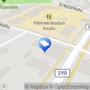 Kartta Jamaro Ky Hyvinkää, Suomi