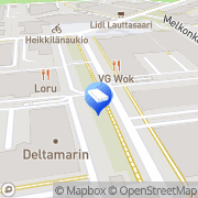 Kartta KIR Securities Oy Helsinki, Suomi