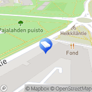 Kartta BTJ Finland Oy Helsinki, Suomi