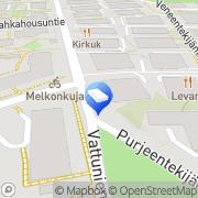 Kartta Insinööritoimisto H-Plan Oy Helsinki, Suomi