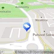 Kartta Sähköasennus Lyly Helsinki, Suomi