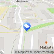 Kartta Hotti J Oy Helsinki, Suomi