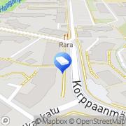 Kartta RN-Yrityspalvelu Oy Helsinki, Suomi