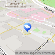 Kartta Typikal Helsinki, Suomi