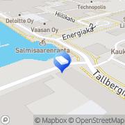 Kartta Kiinteistö Oy Olarinluoma 9 Helsinki, Suomi