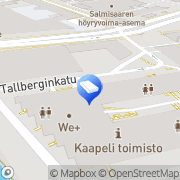 Kartta Damicon Kraa Oy Helsinki, Suomi