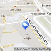 Kartta ICMI - Intelligent Customer Management International Oy Helsinki, Suomi