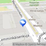 Kartta Dime Solutions Oy Helsinki, Suomi