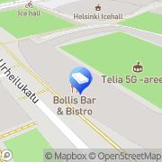 Kartta Jussi Saastamoinen LKV Helsinki, Suomi