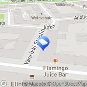 Kartta Arkkitehtitoimisto Takomo Ky Helsinki, Suomi
