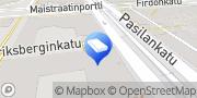 Kartta Asianajotoimisto Turunen & Co. Oy Helsinki, Suomi