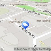 Kartta Arkkitehtitoimisto Heikonen Juhana Helsinki, Suomi